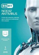 Antivirus ESET NOD 32 TMESET-302 3 Usuarios 1 Año