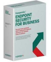Kaspersky Endpoint Security For Business Select Band KL4863ZAKFS K: 10-14 Base 1 año Electrónico Compra Mínima de 5 ESD