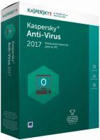 Antivirus Kaspersky 2017 TMKS-186 3 Usuarios 1 Año Caja