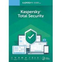 Antivirus Kaspersky Total Security TMKS-209 Multidispositivos 1 Usuario 1 Año ESD
