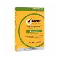 Antivirus Norton Esencial 21378179 1 Licencia 1 año(s)