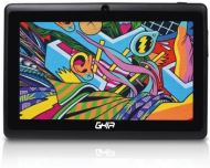"Tablet GHIA Any 7 Quattro 7"" Quad Core 1GB 47418N 8GB Cámaras 0.3MP/0.3MP Android 5.1 Negro"