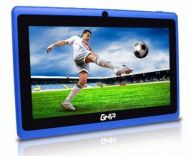 "Tablet GHIA Any 7 Quattro 47418A con Pantalla de 7"" NOTGHIA-183 Quad-Core 1GB 8GB Android 5.1 Azul"