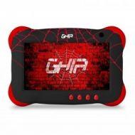 "Tablet GHIA Kids GTKIDS7SM - Pantalla 7"" Quad Core A50 NOTGHIA-287 1GB 16GB Cámara 2MP Android 9.0 Go Edition"