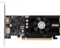 Tarjeta de vídeo MSI GeForce-GT-1030-2GD4-LP-OC 2GB 64 Bit PCI-E 3.0 DDR4 DisplayPort HDMI