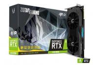 Tarjeta de Video ZOTAC GAMING GeForce RTX 2080 SUPER AMP ZT-T20820D-10P 8GB 256-bit PCI-E 3.0 GDDR6 HDMI DisplayPort