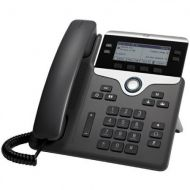 """Teléfono Cisco CP-7841-K9= Pantalla 3.5"""" 4 Líneas (Requiere Licencia)"""