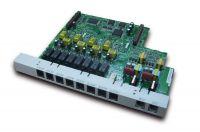 Tarjeta Panasonic KX-TE82480 de 2 Líneas y 8 Extensiones Unilíneas para Sistema TES824